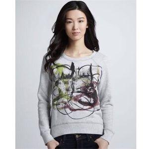Proenza Schouler x Target Gray Graphic Sweatshirt